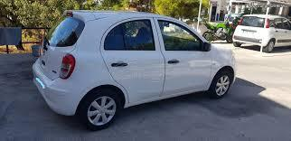 AUTOMATIC Nissan Micra 4dr   compact