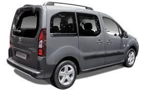 PEUGEOT PARTNER |6 or 7SEATER|DIESEL|1600|manual transmission|5DOORS