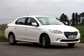 Peugeot 301 diesel 1.6L sedan ABS AIRBAGS Manual transmission 4-5suitcases