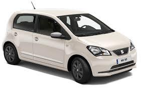 Seat mii 4seater |Airco |5doors |Manual transm| ABS |Airbags |CD-player|1,0L| MINI CAR