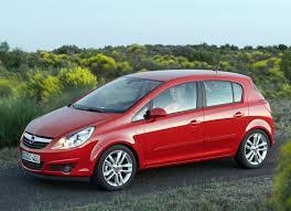 opel Corsa compact airco 5doors SEP