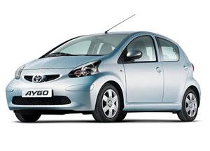 Toyota Aygo airco 5doors Mini car
