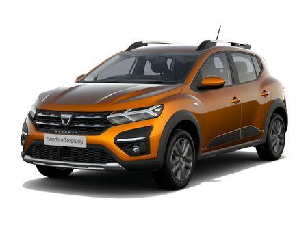 Dacia Sandero Stepway Crossover