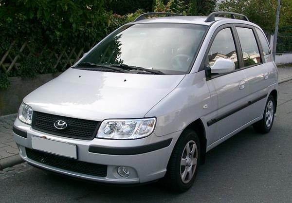 Hyundai Matrix Automatic