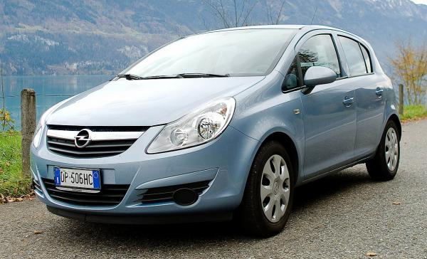 Opel Corsa Automatic D compact