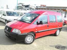 Fiat Scudo 9seater airco 5doors 2000cc