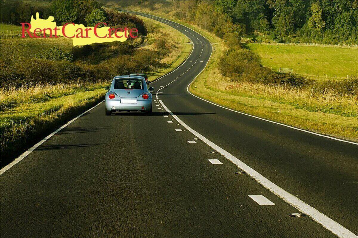 Safe driving in Crete