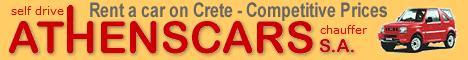 Car Rental in Crete