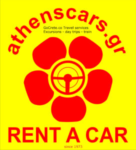 car rental 4 Crete, amazing offers!